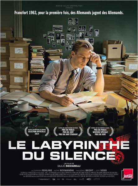 Le Labyrinthe du silence - cinema reunion