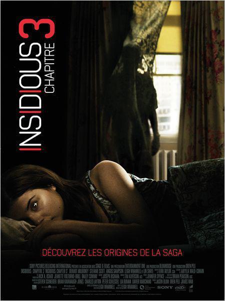 Insidious : Chapitre 3 - cinema reunion