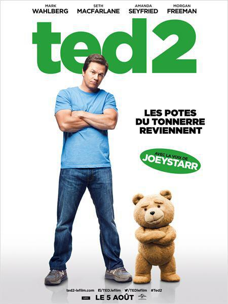 Ted 2 - cinema reunion