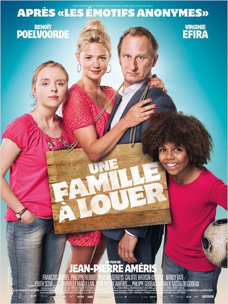 Une Famille à louer - cinema reunion