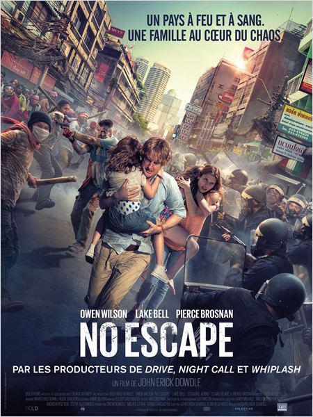 No Escape - cinema reunion