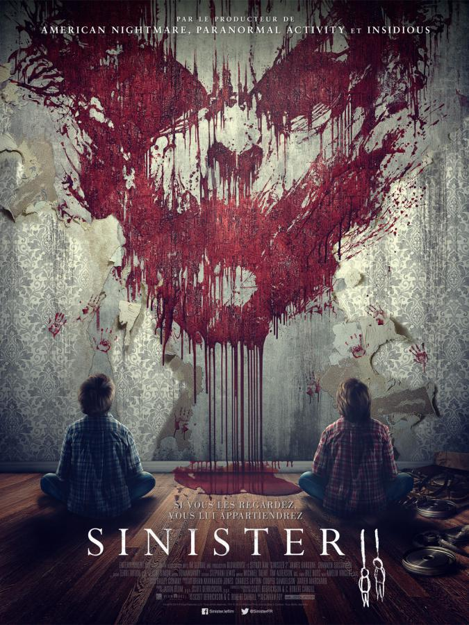 Sinister 2 - cinema reunion
