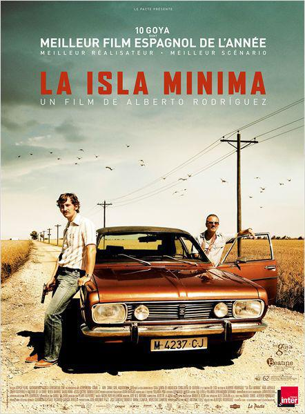 La Isla mínima - cinema reunion