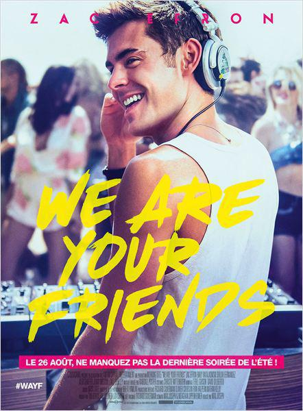 We Are Your Friends - cinema reunion