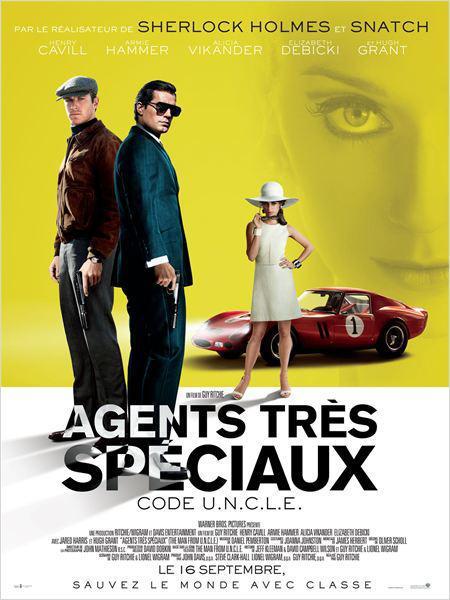 Agents très spéciaux - Code U.N.C.L.E - cinema reunion