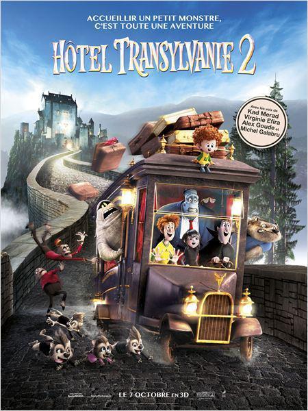 Hôtel Transylvanie 2 - cinema reunion