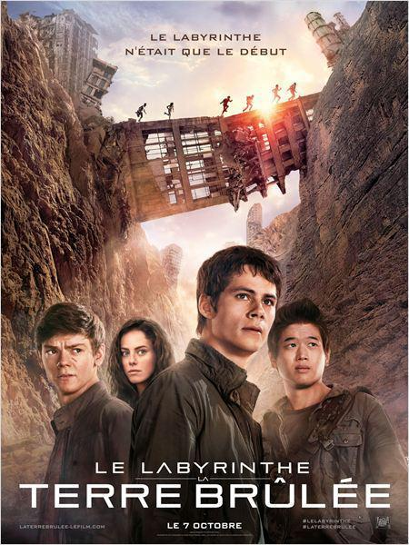 Le Labyrinthe : La Terre brûlée - cinema reunion