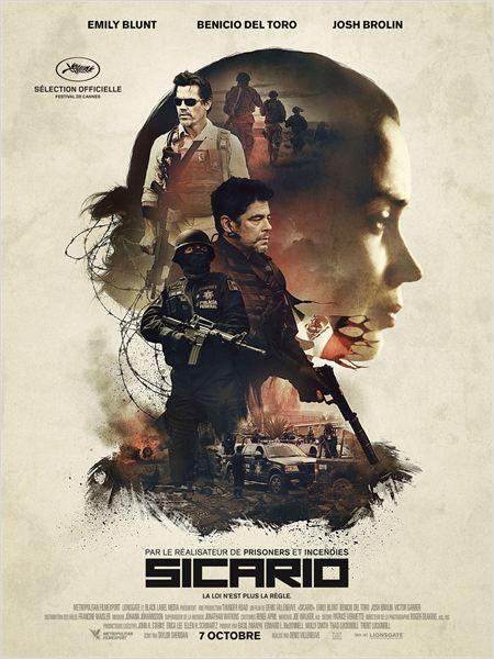 Sicario - cinema reunion