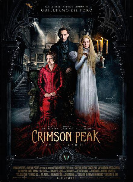 Crimson Peak - cinema reunion