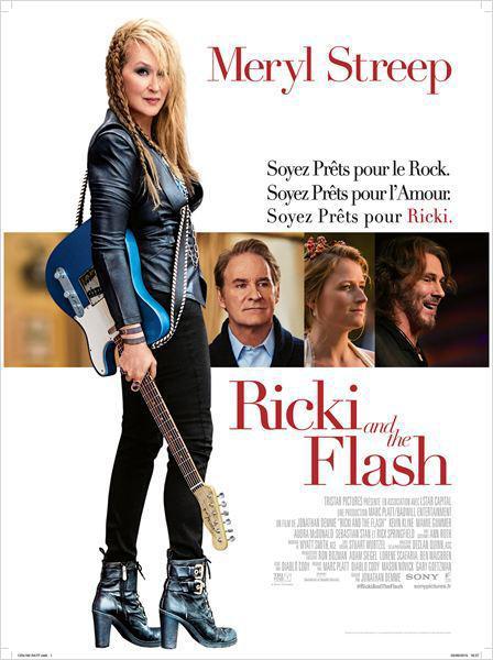 Ricki and the Flash - cinema reunion