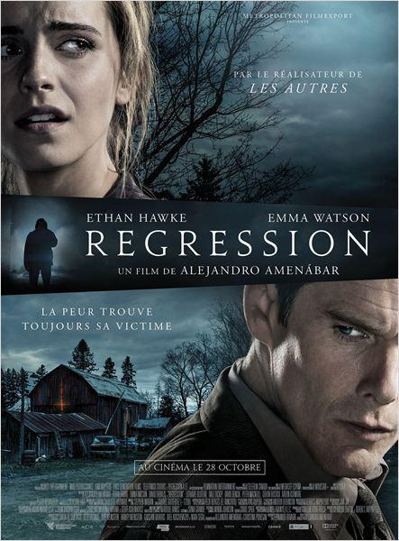 Regression - cinema reunion