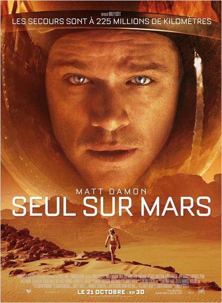 Seul sur Mars - cinema reunion