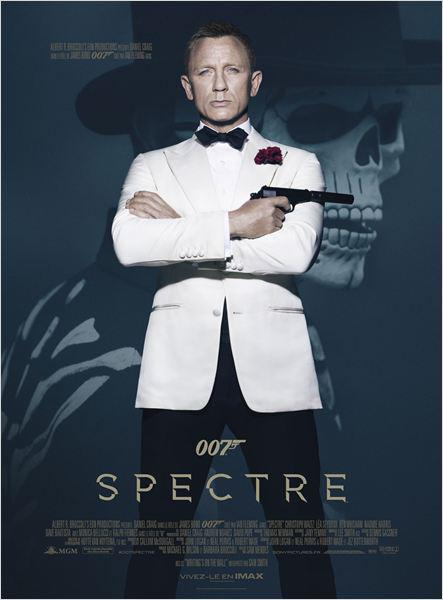 007 Spectre - cinema reunion