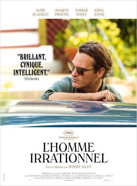 L'Homme irrationnel - cinema reunion
