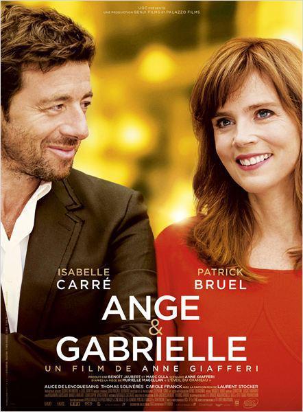 Ange & Gabrielle - cinema reunion