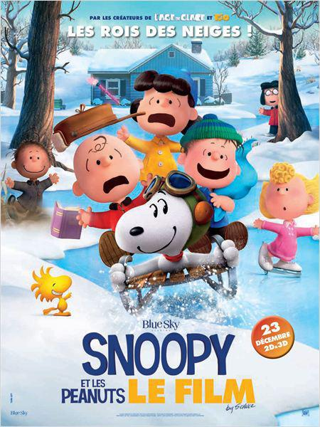 Snoopy et les Peanuts - cinema reunion
