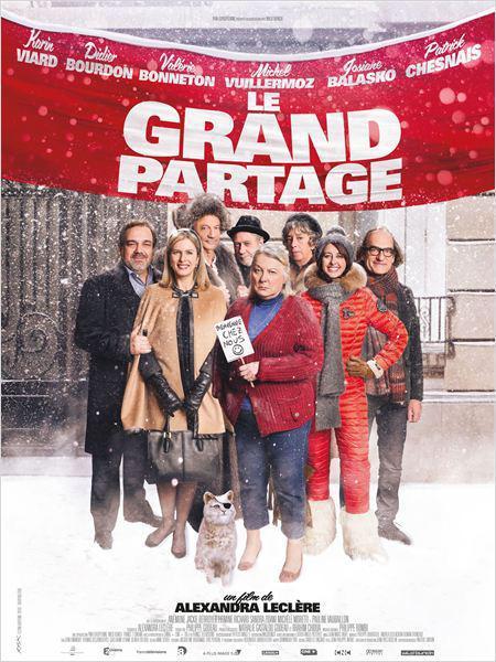 Le Grand Partage - cinema reunion
