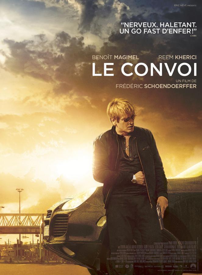 Le Convoi - cinema reunion