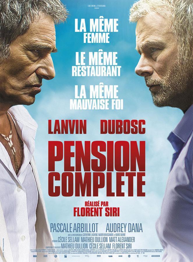Pension Complète - cinema reunion