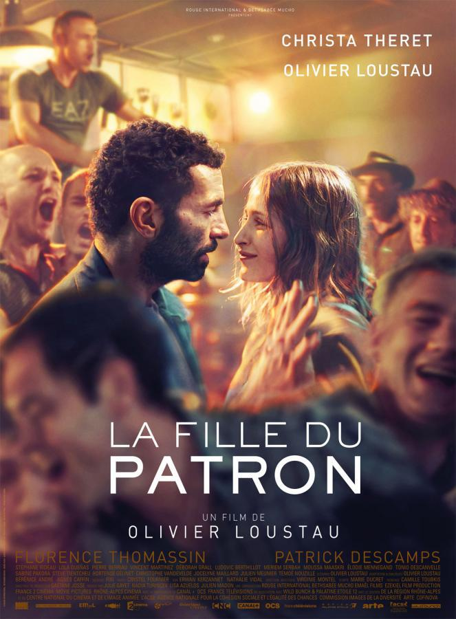 La fille du Patron - cinema reunion