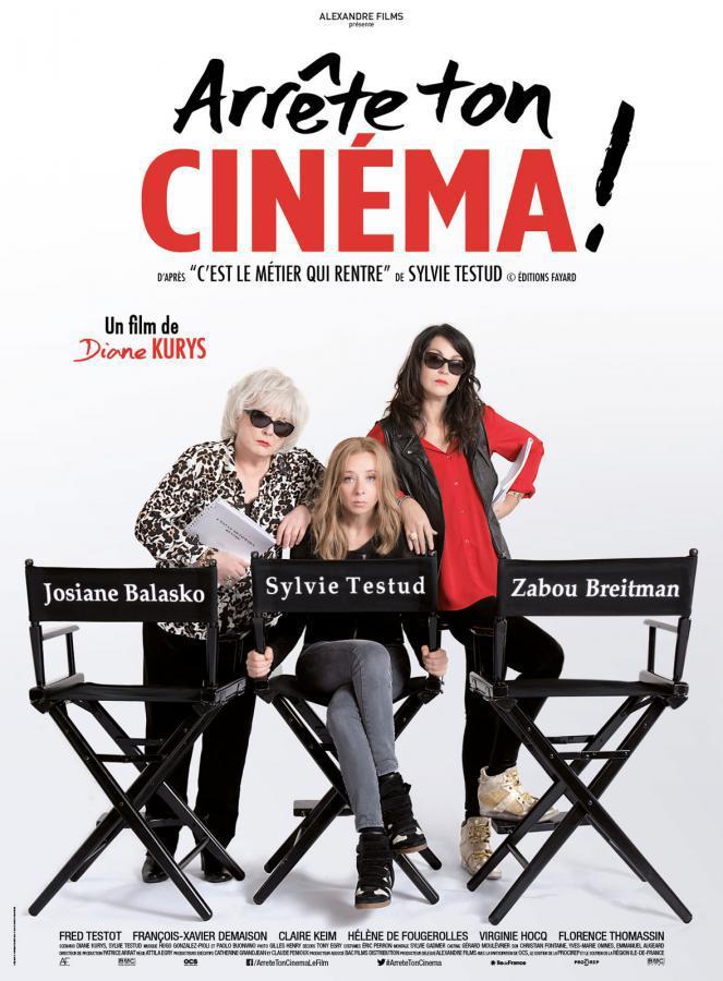 Arrête ton Cinéma! - cinema reunion