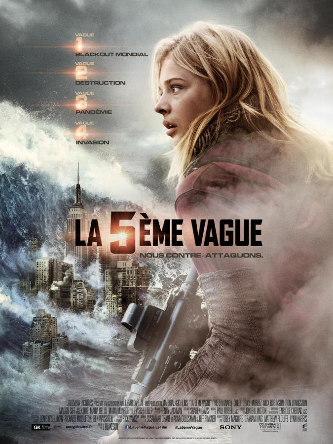 La 5ème vague - cinema reunion