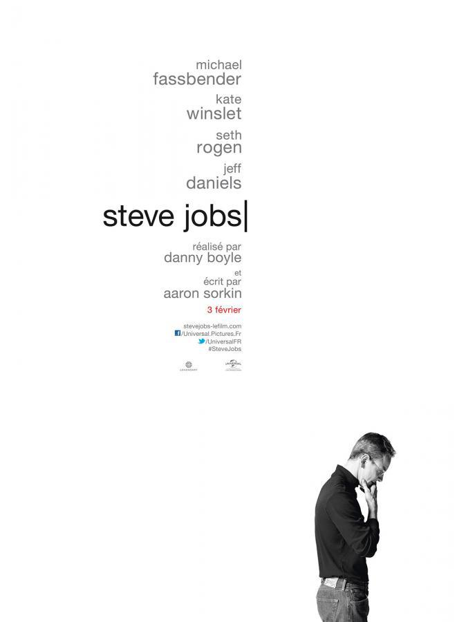 Steve Jobs - cinema reunion