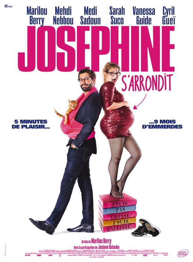 Joséphine s'arrondit - cinema reunion