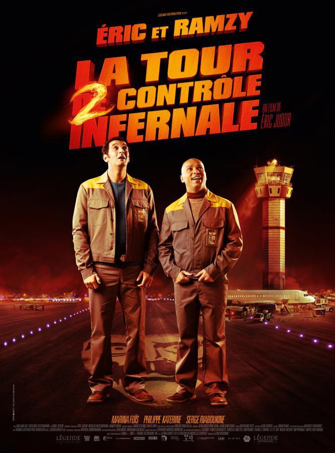 La Tour 2 Contrôle Infernale - cinema reunion