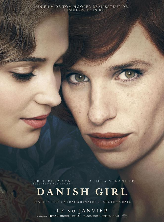 The Danish Girl - cinema reunion