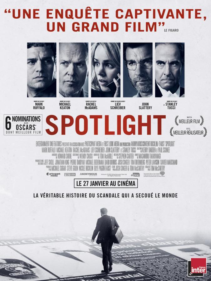 Spotlight - cinema reunion