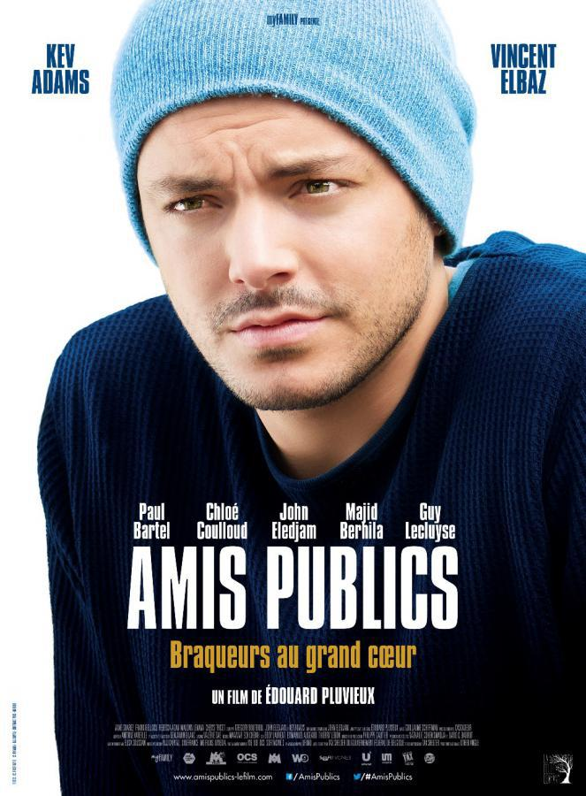 Amis Publics - cinema reunion