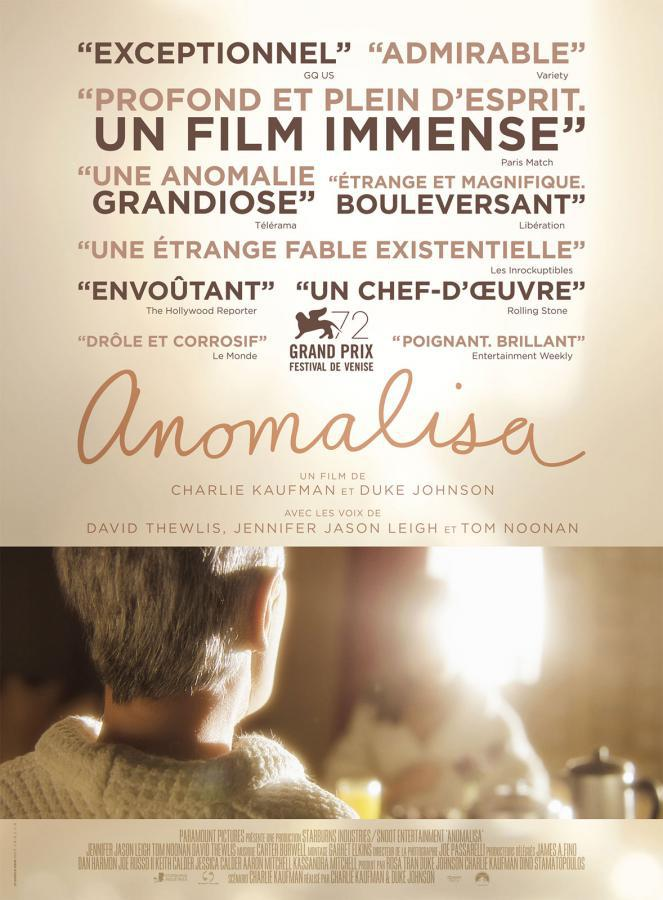 Anomalisa - cinema reunion