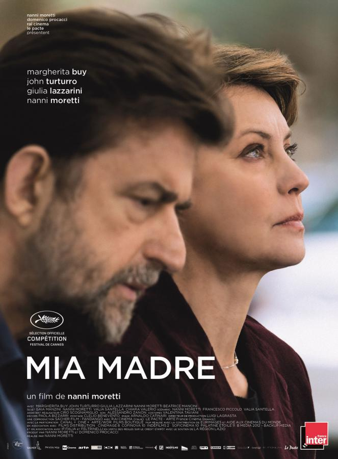 Mia Madre - cinema reunion