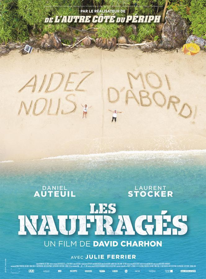 Les Naufragés - cinema reunion