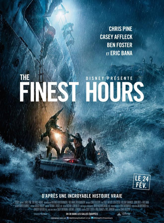 The Finest Hours - cinema reunion
