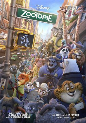 Zootopie - cinema reunion