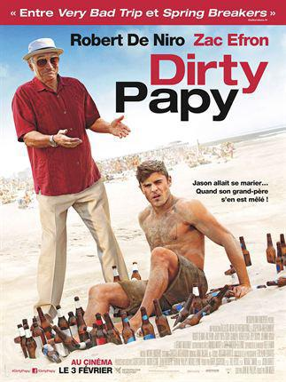 Dirty Papy - cinema reunion