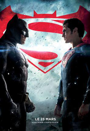 Batman VS Superman : l'Aube de la Justice - cinema reunion