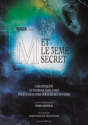 M et le 3ème Secret - cinema reunion