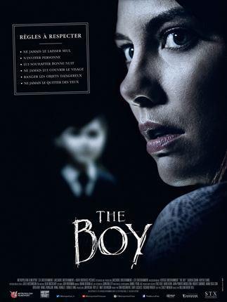 The Boy - cinema reunion