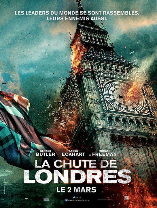 La Chute de Londres - cinema reunion