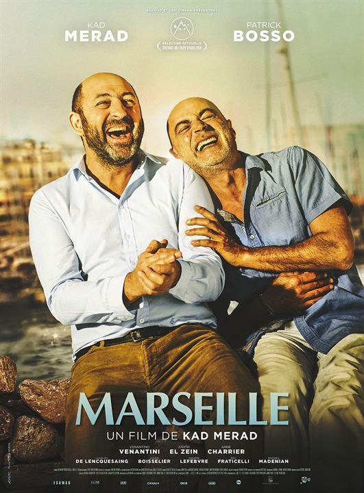 Marseille - cinema reunion